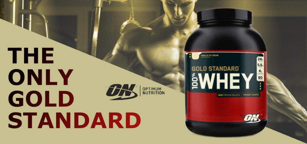 Optimum Nutrition Gold Standard Whey Protein Pulver Test