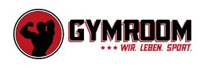 gymroom - wir lieben Sport Logo