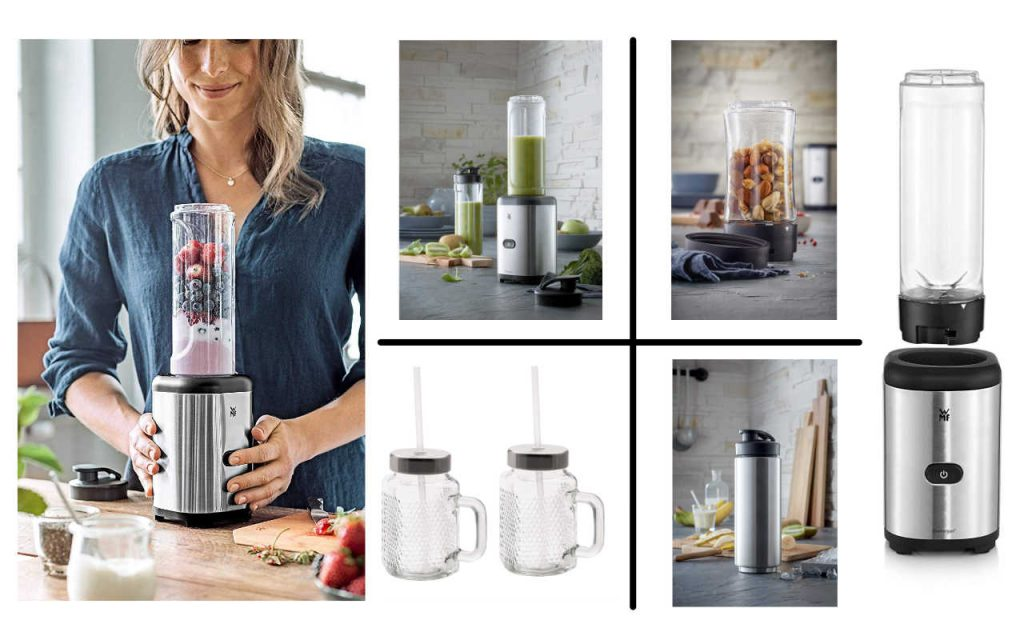WMF Kult Mix & Go Smoothiemaker